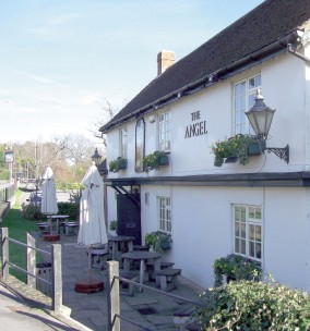The Angel In, Ringwood Rd,Longham,Ferndown