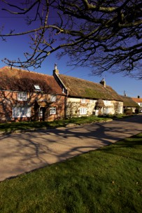 Cottages at Coombe Keynes