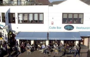 Corkers Restaurant,1 High St , Poole