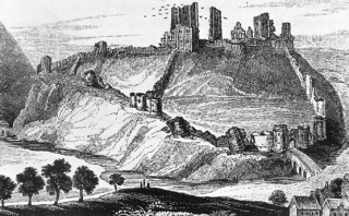 Corfe Castley