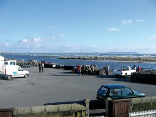 Mudeford Quay and the Run today