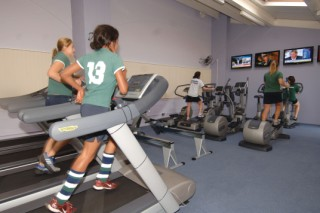 The very 21st-century fitness centre - Sherbourne Girls