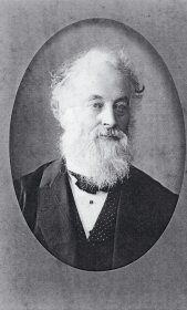 James Druitt (1816-1904) in old age