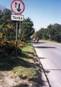 T E Lawrence at Bovington Camp