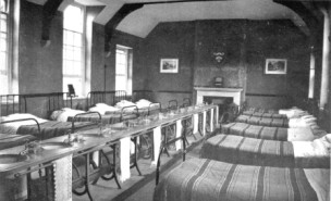 Big Dormitory - Beaminster Boarding School