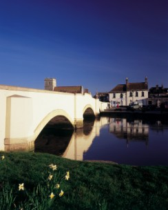 South Bridge over the Frome at Wareham