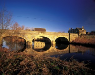 King's Mill bridge near Marnhull