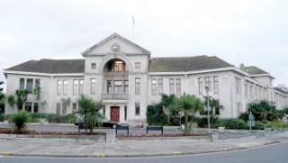 Poole's Civic Centre