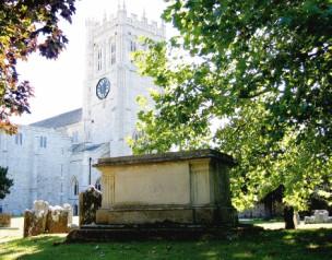 The Hart Family Tomb