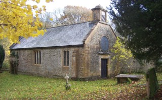 Lewcombe church, the missing jewel from The Complete Guide