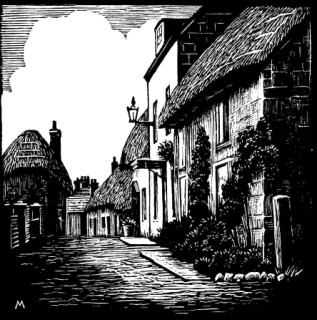 Coppice Street engraving