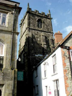 St Peters Church, Shaftesbury