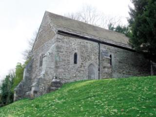 The Church of St Nicholas, Arne