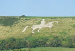 The White Horse at Osmington