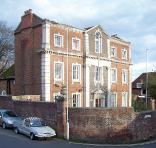 The British Legion, formerly Coupar House ,Blandford