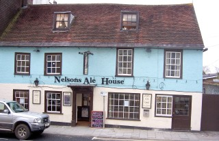 Nelson's Wine Bar, Blandford