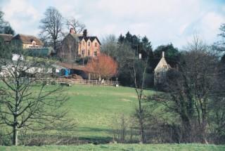 The hamlet of Cameswort, netherbury