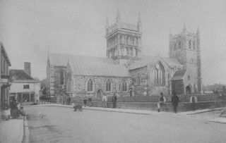 TheWimborne Minster