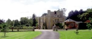 Chideock Manor, built by the Welds in 1810- Chideock.Dorset