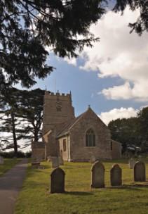 Church of St Thomas a Becket at Lyndlinch