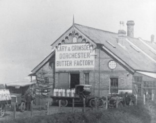 The Dorchester Butter Factory