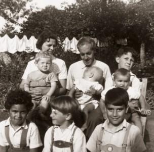 Jonathon Vaughan's family, Bridport