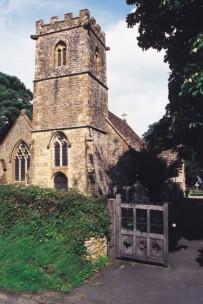 St Mary's Church at Halstock