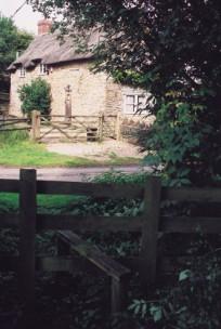 The cottage by Legg's Bridge Halstock
