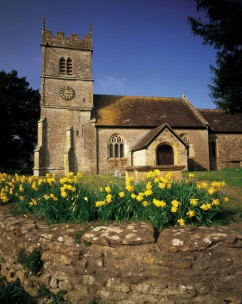 parish church of St Peter