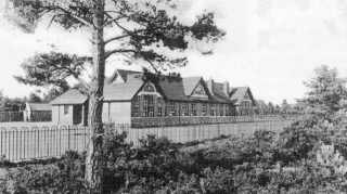 Ferndown Council School,