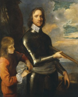 dorset-clubmen-english-civil-war-Oliver Cromwell