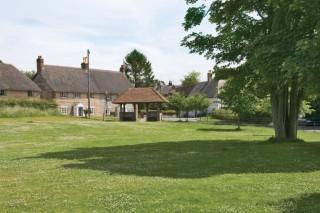 Frampton Village-The Millennium Green