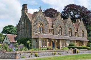 Frampton Village - The almshouse