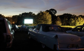 Purbeck Film Festival, Norden park-and-ride
