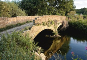 Long Bridge over the Frome, Hardy Country