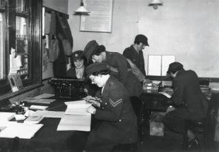 ATS in Weymouth in the war