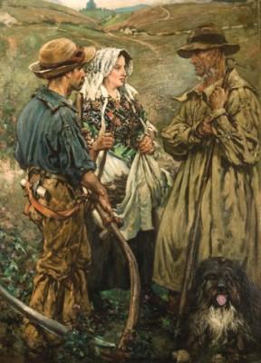 Dorset, Francis Newbery, 1924-27