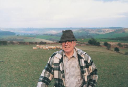 Les Bagwell, shepherd