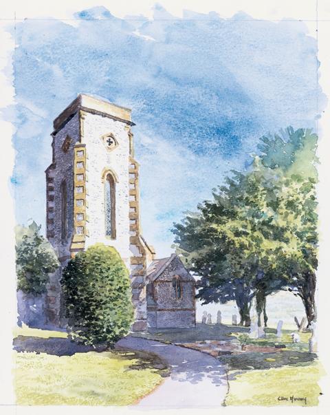 Marshwood Church