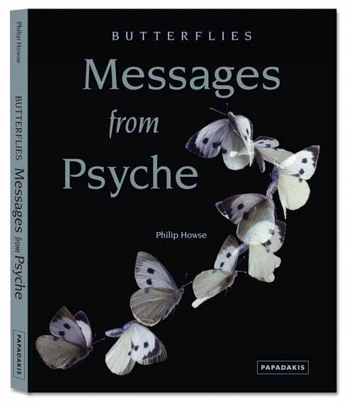 Butterflies: Messages From Psyche by Philip Howse is published by Papadakis at £25. ISBN 978 1 901 09028 06
