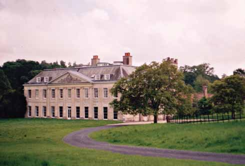 John Samuel spent a huge amount on maintaining Charborough despite never actually owning it