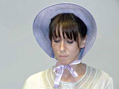 Emma Hill as Elizabeth–Jane:  'Henchard's daughter'