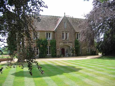 Bishop's Court, Shapwick, Wake's birthplace