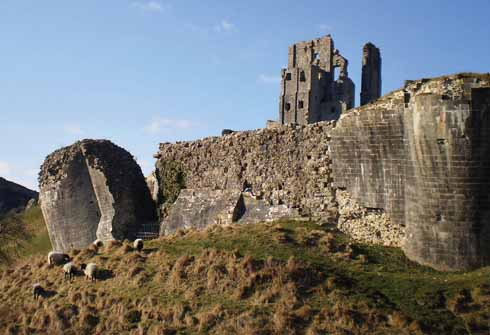 CorfeCastle