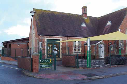 Gillingham Primary, a vibrant school in its own right, and a centre for 'speech and language' for North Dorset