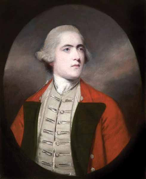 Sir Joshua Reynolds, (1723-1792) Colonel the Hon. Stephen Digby (1742-1800)  oil on canvas, c. 1763