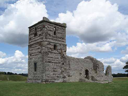 Knowlton Church: the unique church within a henge