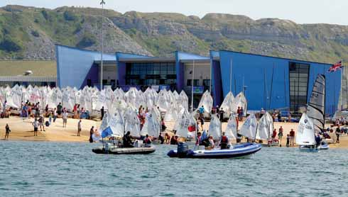 The WPNSA was the setting for accomplishing  a Guinness World Record for the 'largest parade of boats' in July 2010