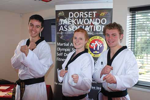 Sports like Taekwando should benefit from increased participation, thanks to the Gold Challenge scheme