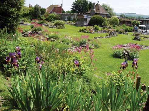 The Shaftesbury Abbey And Museum Gardens